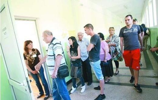 Photo of Близо 40% е избирателната активност до 16 часа