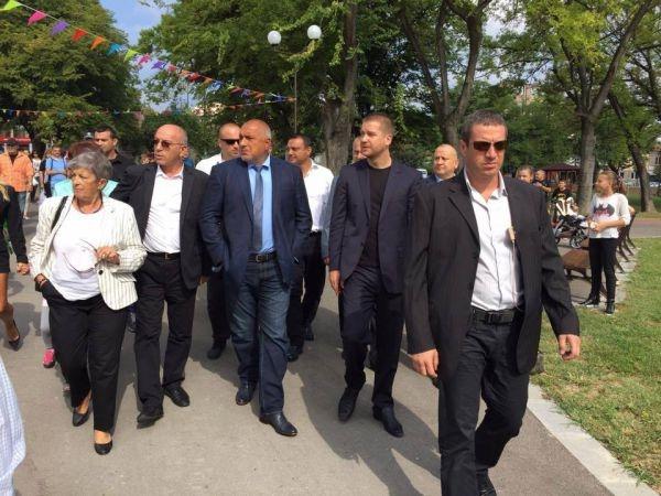 Photo of Премиерът Бойко Борисов откри нов парк в Стара Загора