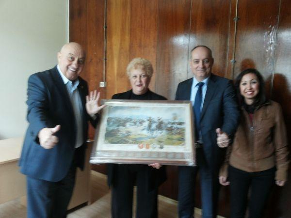 Photo of Пловдивските тракийци се обявиха в подкрепа на кандидат-кметът на БСП Георги Гергов