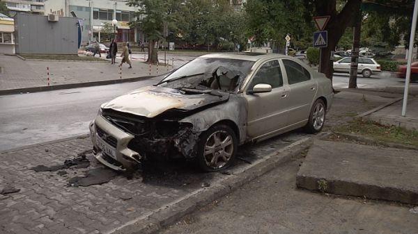 Photo of Колата на кандидат-кмет на Ямбол е била запалена тази нощ