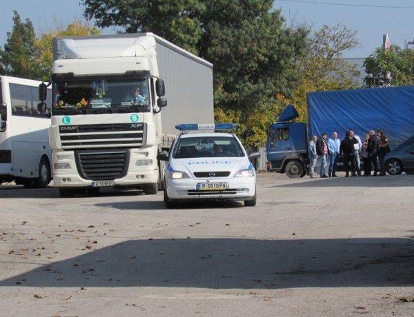 Photo of Близо 1 милион бюлетини за предстоящите местни избори потеглиха днес от Русе към Варна