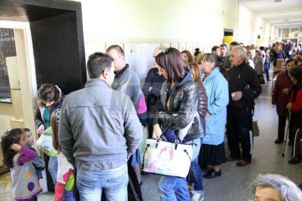 Photo of Рекордно дълго време са чакали избирателите на опашка пред секция в Пловдив