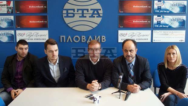 "Photo of ""България без цензура"" в Пловдив ще подкрепи Иван Тотев на балотажа на 1 ноември"