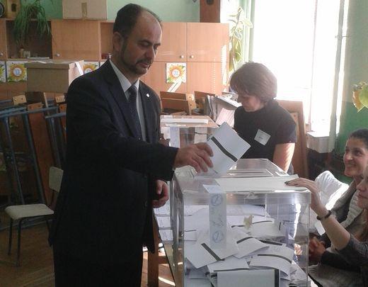 Photo of Атанас Панчов: Гласувах за теб, Пловдив, за едно по-добро бъдеще