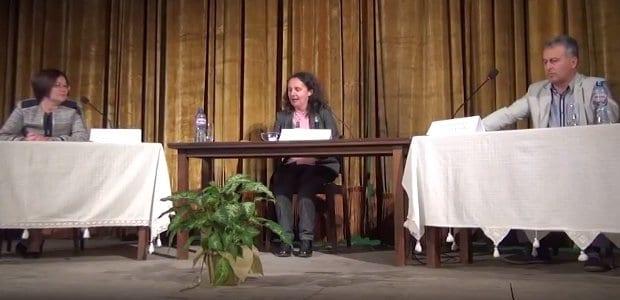 Photo of Дебат между Донка Михайлова и инж. Димитър Шишков – кандидати за кмет на Община Троян