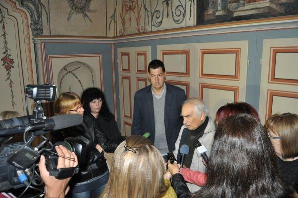 """Photo of Иван Тотев, кандидат-кмет на ГЕРБ в Пловдив: Реконструкцията на къща """"Клианти"""" е пред завършване"""